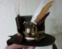 My Steam Hat 2 by sushi-kitty