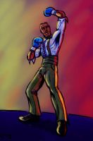 Dudley Street Fighter 3 by CptMunta