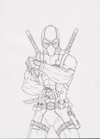 deadpool blacks by C-WeaponX