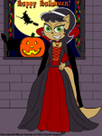 Kitty Katswell Halloween 2014 by tpirman1982