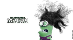 The Incredible Minion by jawzf