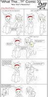 'What The' Comic 33 by TomBoy-Comics