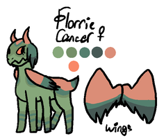 Florrie reference by kittystuff
