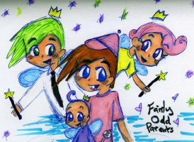 Fairly Odd Family by Kittychan2005