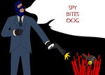 Spy Bites Dog by TheDrifterWithin