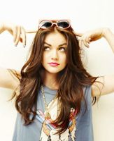 Lucy Hale by AnnaS8D