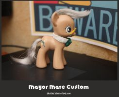 Mayor Mare Custom by thelint