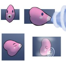 PKMNation Payment: Luvdisc Power by Squiggy13