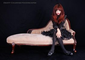 Gothic Lolita by moodscapes
