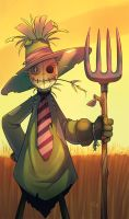 Scarecrow by Maliki-Officiel