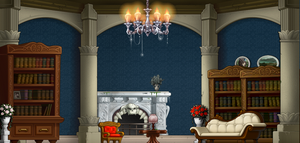 Therapist Office - Maplestory Custom Map by iForLiving