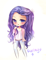 MLPFIM-Rarity by mochatchi