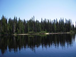 Arthur Lake Stock 2 by SimplyBackgrounds