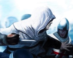 Assassin's Creed by Anzu-K
