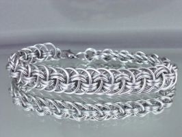 Viper Basket Chainmail Bracelet by Pharewings