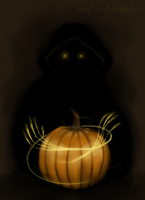 tricks and treats by cresent-lunette