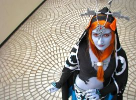 Twilight Princess: Midna by SFLiminality