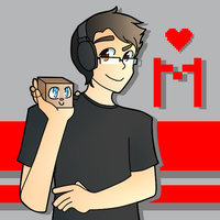 Markiplier - Tiny Box Tim! by StarSpartan