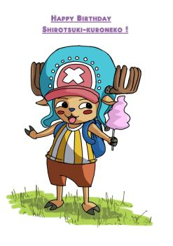 Chopper color by Mizuffy
