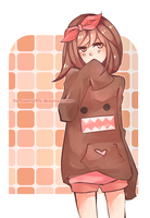 .:Request:. Domo by raiinysummer