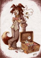 years in a suitcase by spocha