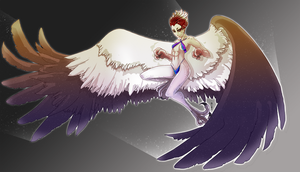 Harpy by Arev-San