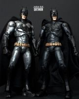 New 52 - Silver Grey and Black Batman by SomethingGerman
