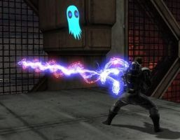 Ghostbuster busting (DC Universe Online) by comix-fan