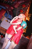 Sheryl and Ranka Nyan Nyan ver by Bakasteam