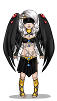 Angel of Death Auction [CLOSED] by FabuAdopts