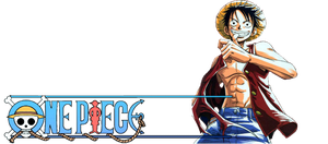 Luffy RocketDock Skin by Doomknight08