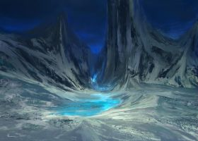 ice illusion by TsimmerS