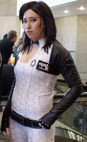 Miranda Lawson cosplay by Caseychu