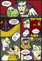 Boy Wonder Blunder by BlitheFool