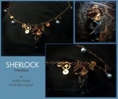 Sherlock Necklace by For-He-who-is-grand