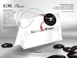 SHOPPING BAG FOR G.W. CLASSIC by ejaboy