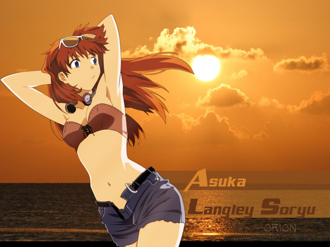 Asuka Beach by Orion490