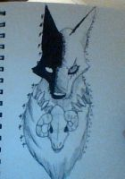 More Sketch Book c: by Moracalle