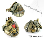 Tin Mans Heart by monsterkookies