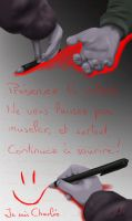 Je suis Charlie by Evanyia