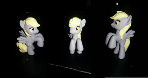 Derpy Hooves Custom by xMyLittlePinkiePie
