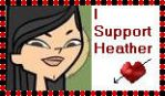 I Support Heather Stamp by Genincat