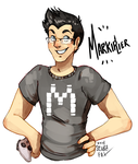 Mark by scuba-fox