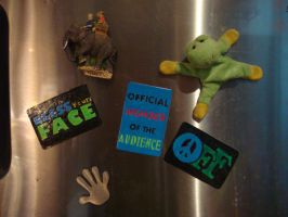 Tobuscus Magnets--First Batch by RidiculousRandomHero