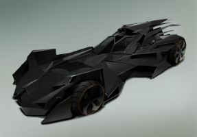 batmobile by dannygardner
