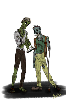 Zombies_and_Literacy by NevaSelios