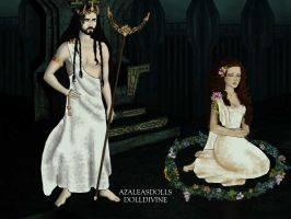 Hades and Persephone 1 by Eolewyn1010