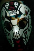 Robo Mask design by X2j2012