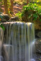Waterfall HDR by ooshling