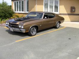 The Chevelle by M60RPD